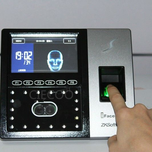 Multilanguage Zkteco Iface702 Iface 702 Biometric Facial